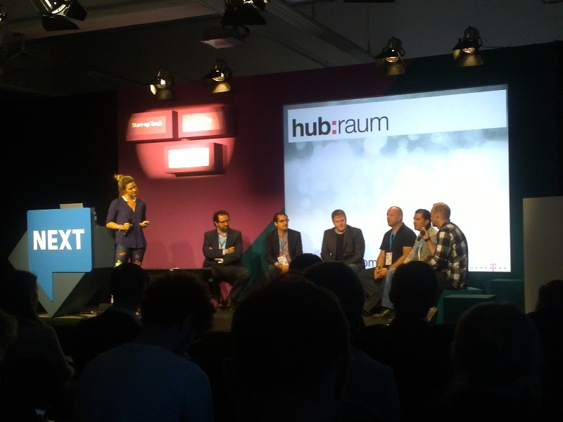 hubraum 02 next12 | further and beyond digital
