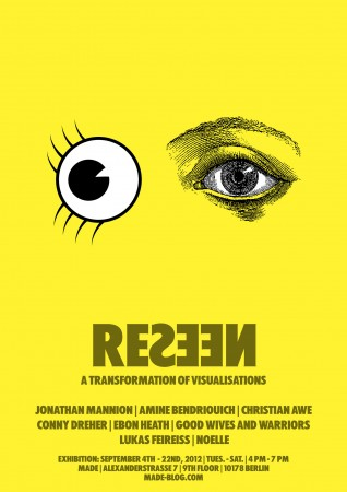 RESEEN Poster3 A1 3 318x450 To be seen or to be RESEEN | a transformation of vision